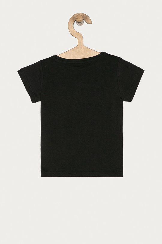 Guess Jeans - Dětské tričko 92-122 cm. černá