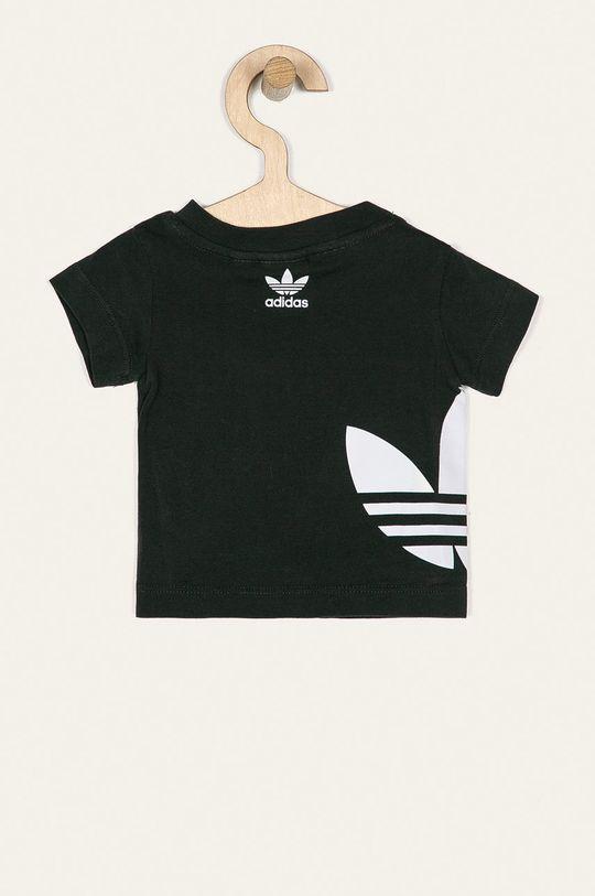 adidas Originals - Detské tričko 62-104 cm čierna