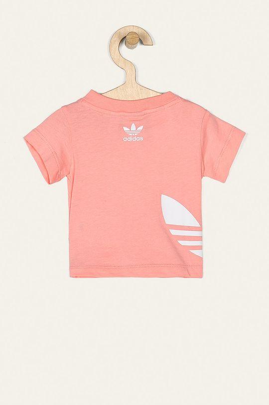 adidas Originals - Detské tričko 62-104 cm ružová