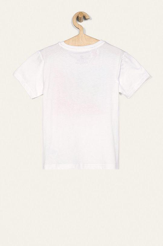 adidas Originals - Tricou copii 128-176 cm alb
