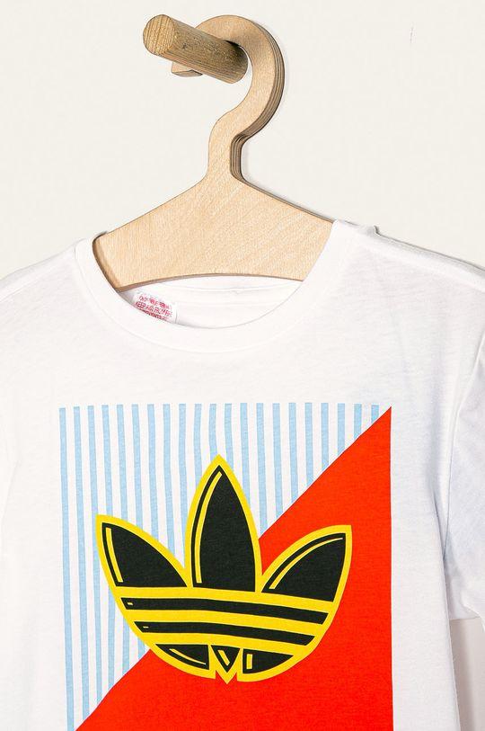 adidas Originals - Tricou copii 128-176 cm Gamba: 100% Bumbac