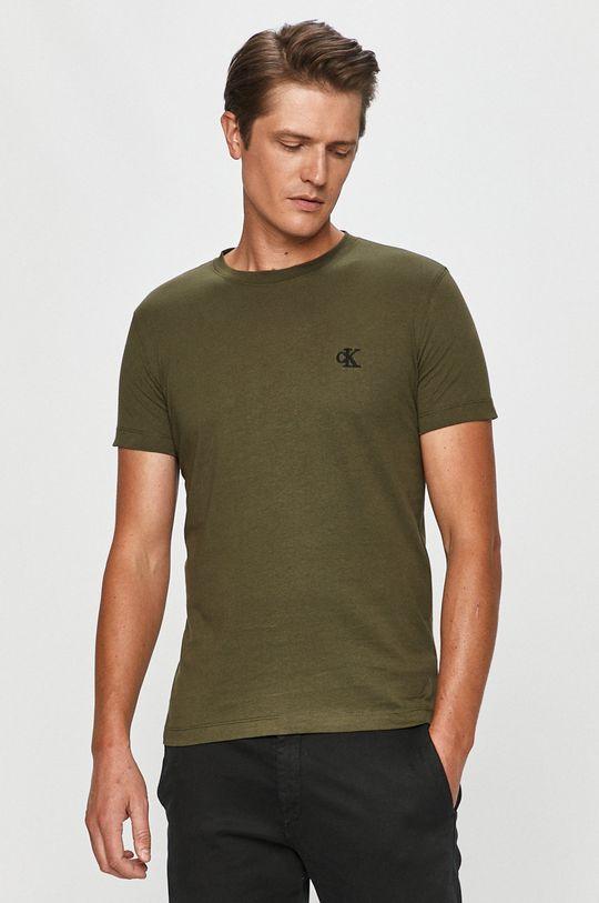 masiliniu Calvin Klein Jeans - Tricou De bărbați