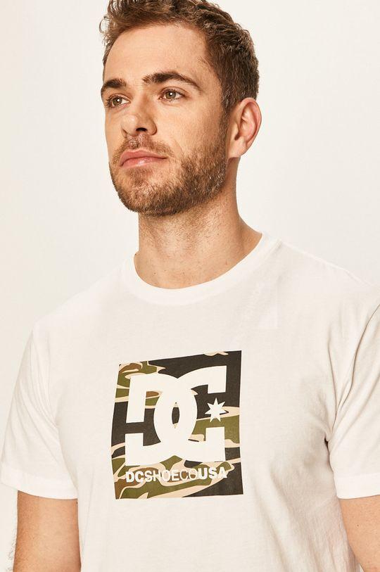 biały Dc - T-shirt