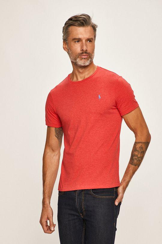 červená Polo Ralph Lauren - Tričko Pánský
