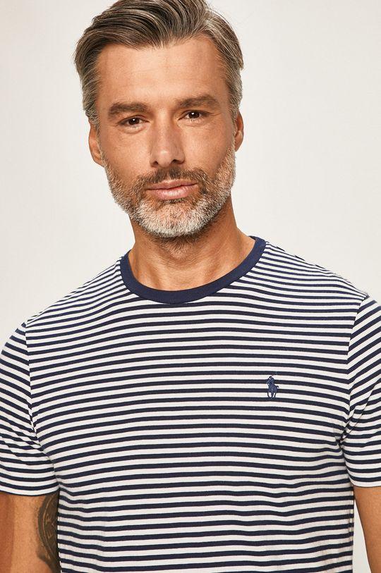 bílá Polo Ralph Lauren - Tričko Pánský