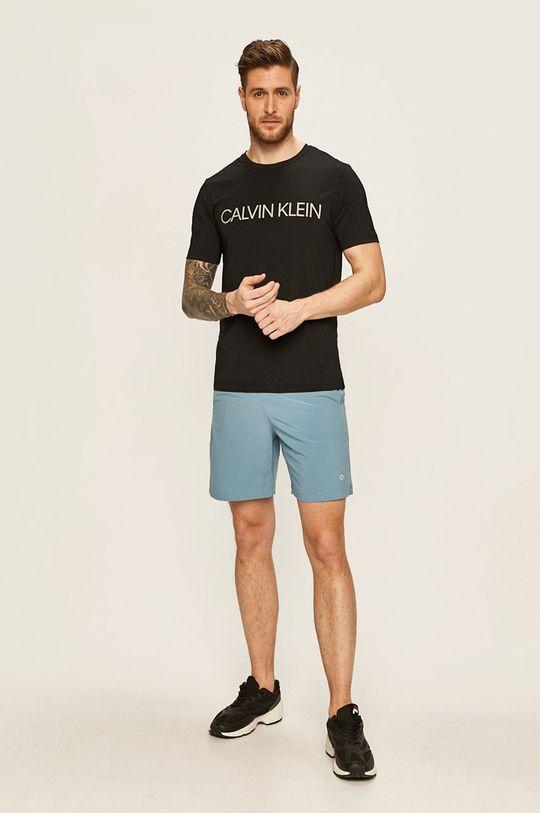 Calvin Klein Performance - Pánske tričko čierna