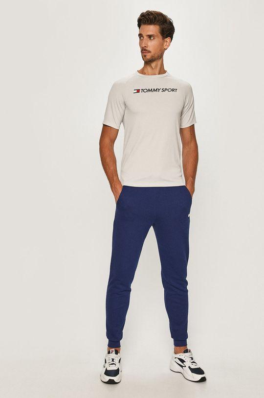 Tommy Sport - Tričko svetlosivá