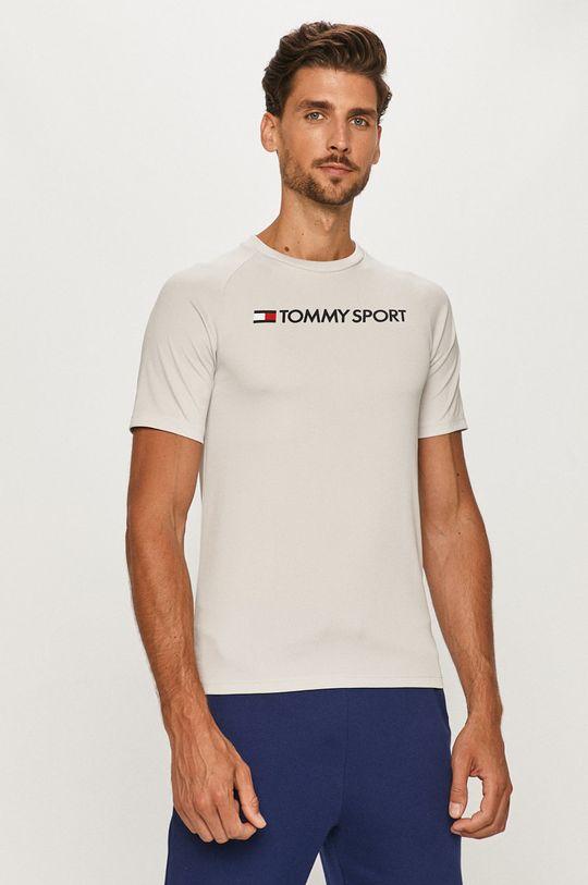 svetlosivá Tommy Sport - Tričko