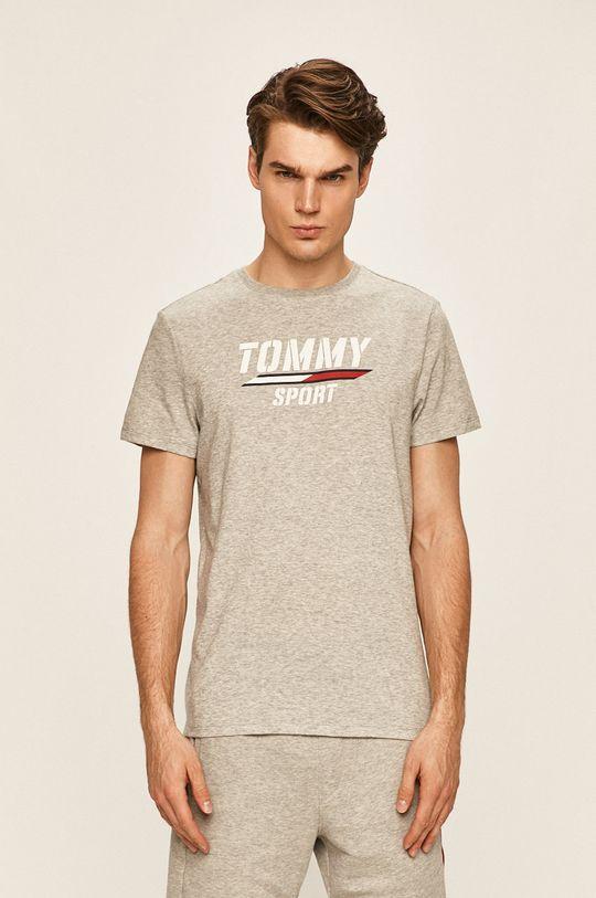 gri Tommy Sport - Tricou De bărbați