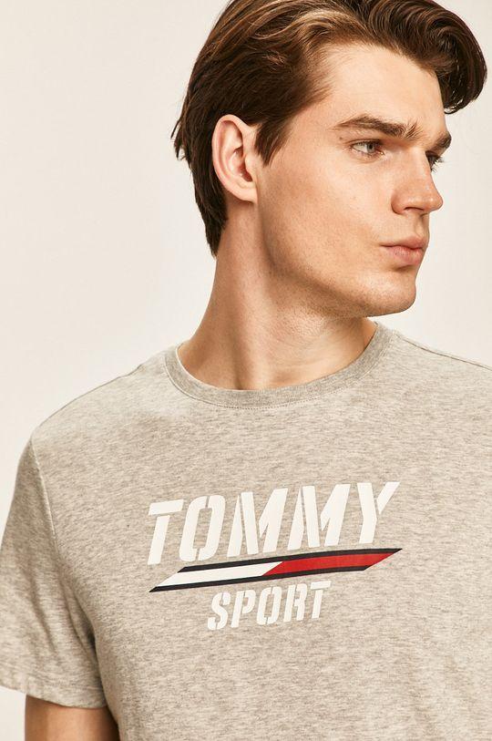 gri Tommy Sport - Tricou