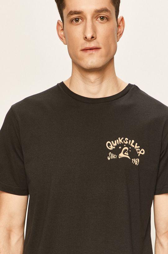 černá Quiksilver - Tričko