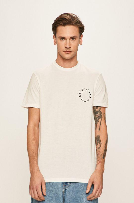 Quiksilver - Pánske tričko  35% Bavlna, 65% Polyester