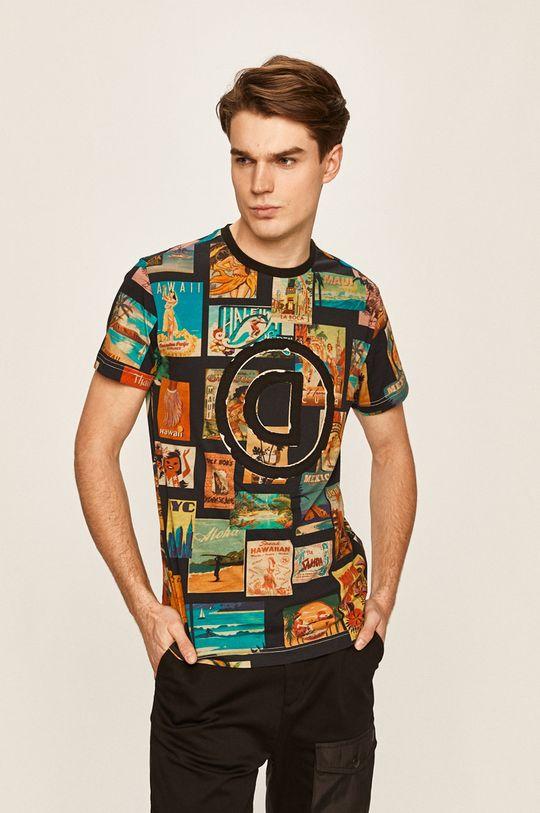 viacfarebná Desigual - Pánske tričko