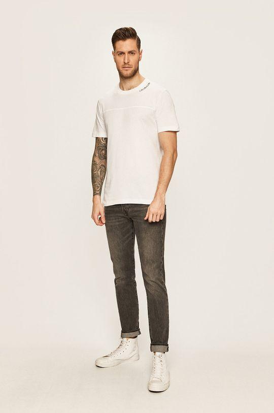 Calvin Klein - Tričko bílá