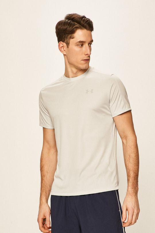 jasny szary Under Armour - T-shirt Męski