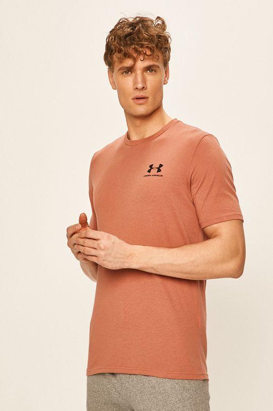 medená Under Armour - Pánske tričko