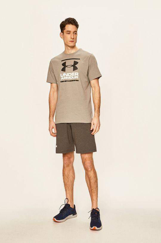 Under Armour - T-shirt szary