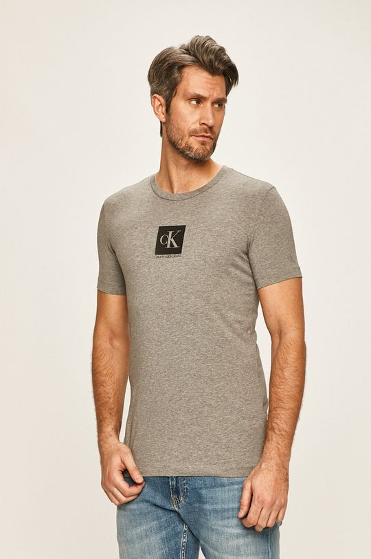 gri Calvin Klein Jeans - Tricou De bărbați