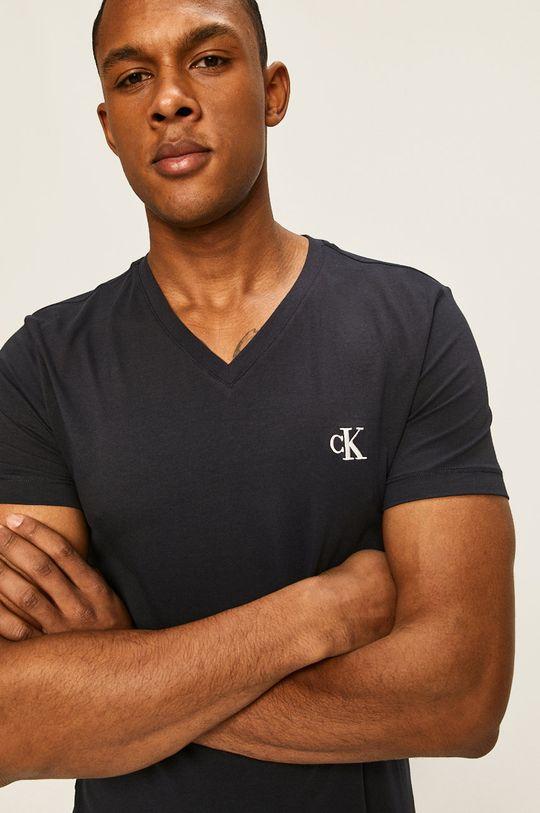 bleumarin Calvin Klein Jeans - Tricou De bărbați