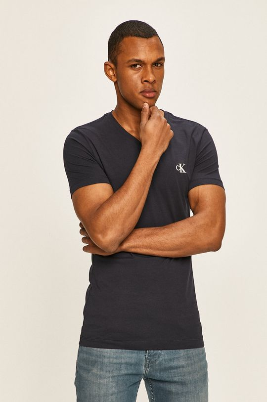 bleumarin Calvin Klein Jeans - Tricou
