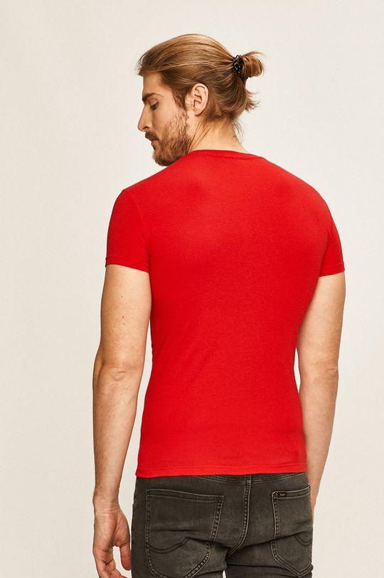 Emporio Armani - T-shirt 95 % Bawełna, 5 % Elastan