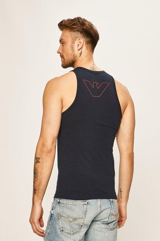 Emporio Armani - Pánske tričko  95% Bavlna, 5% Elastan
