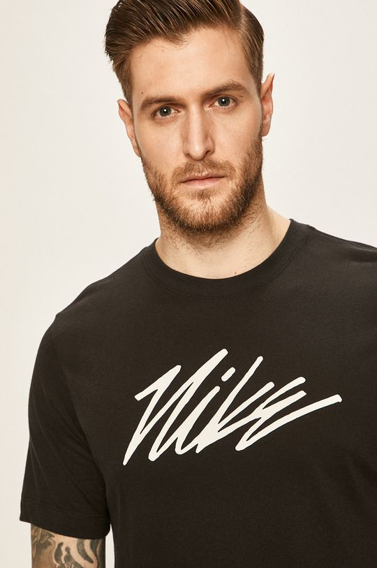 černá Nike - Tričko
