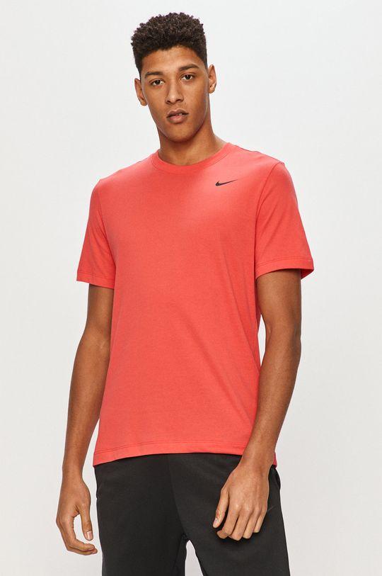 różowy Nike - T-shirt Męski