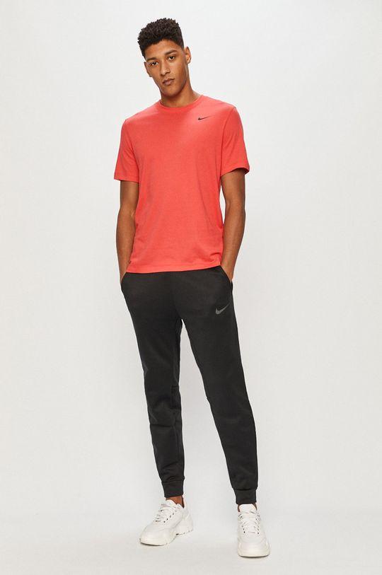 Nike - T-shirt różowy