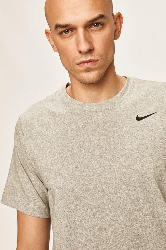 szary Nike - T-shirt
