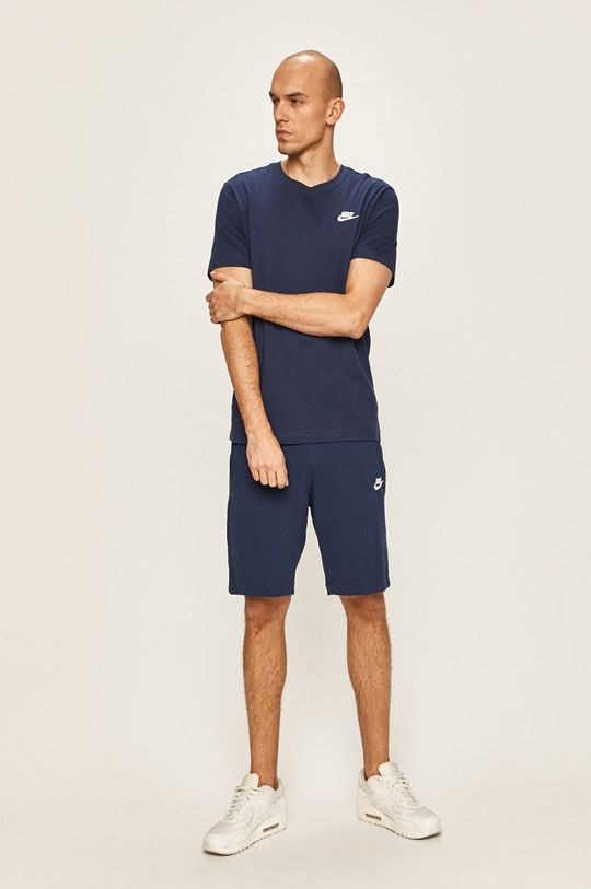 Nike Sportswear - T-shirt granatowy