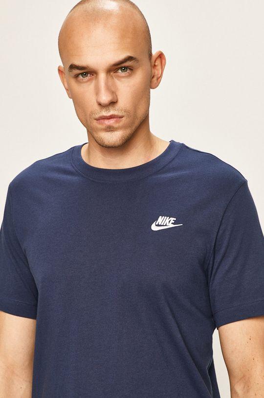 granatowy Nike Sportswear - T-shirt