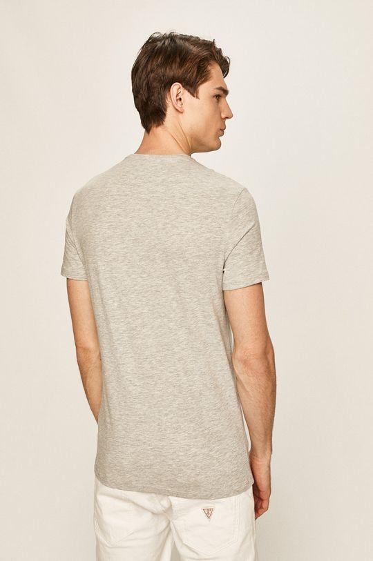 Guess Jeans - Pánske tričko  95% Bavlna, 5% Elastan