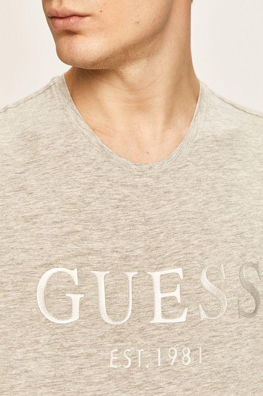 Guess Jeans - Pánske tričko Pánsky