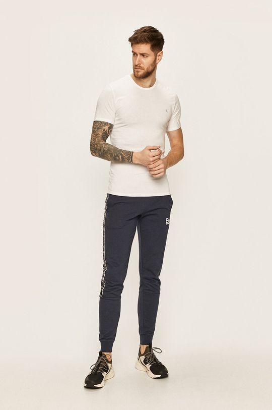 Calvin Klein Underwear - Pánske tričko CK One (2 pak) biela
