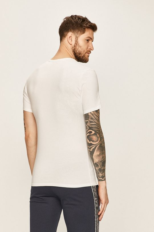 Calvin Klein Underwear - Pánske tričko CK One (2 pak) <p>  95% Bavlna, 5% Elastan</p>