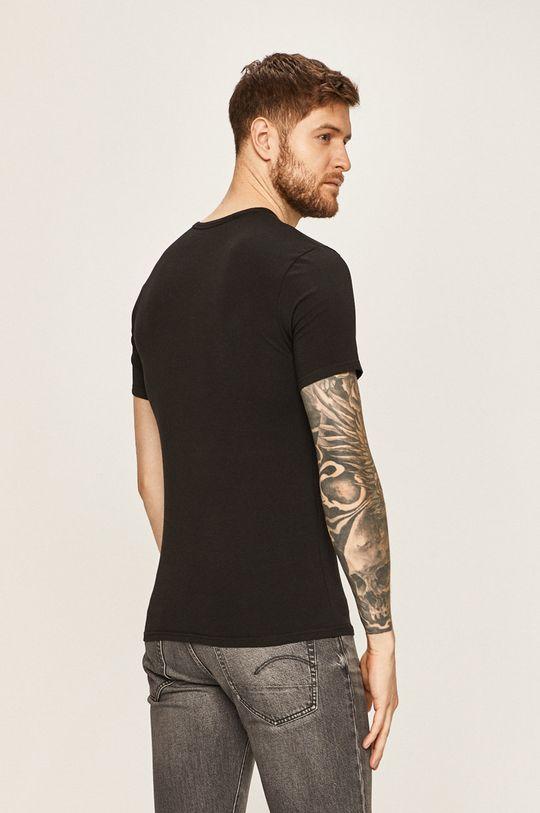 czarny Calvin Klein Underwear - T-shirt CK One (2 pack)
