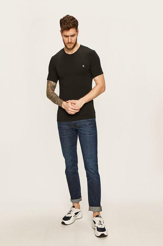 Calvin Klein Underwear - T-shirt CK One (2 pack) czarny
