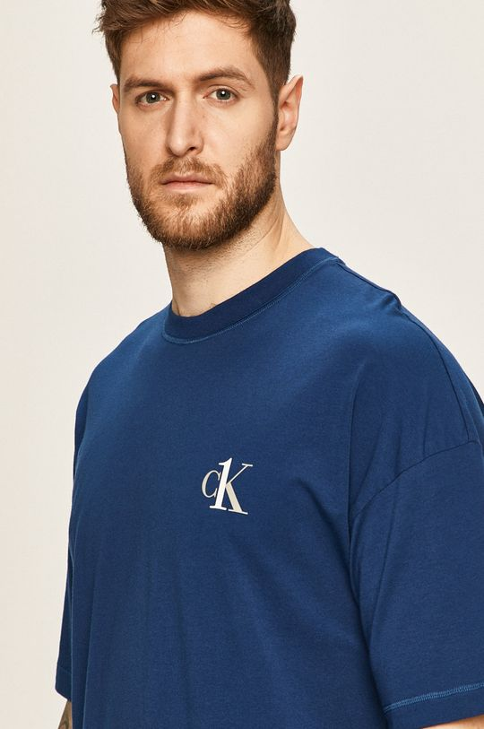 námořnická modř Calvin Klein Underwear - Tričko CK One