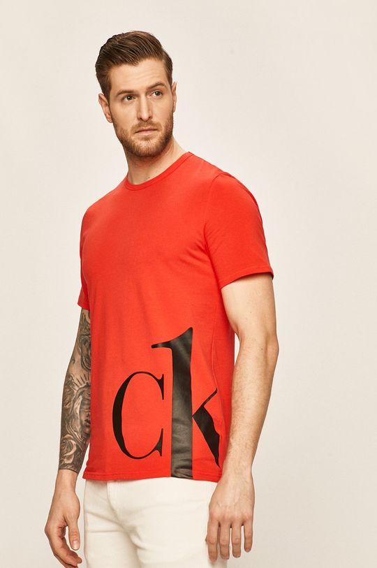 červená Calvin Klein Underwear - Tričko Pánský