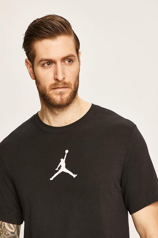 negru Jordan - Tricou De bărbați