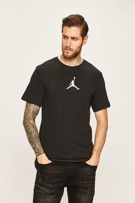 negru Jordan - Tricou