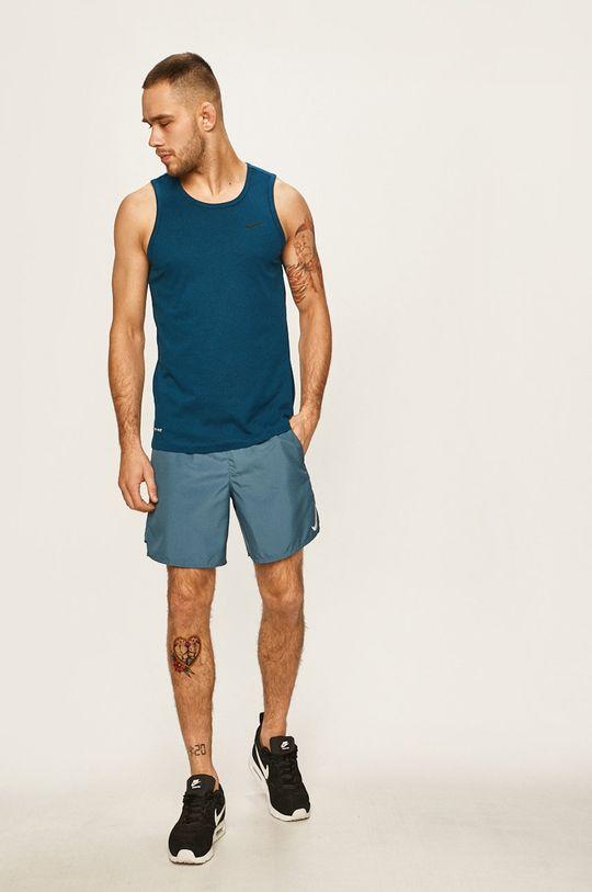 Nike - Tričko tyrkysová