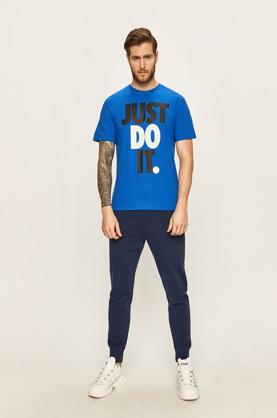 Nike Sportswear - Tričko modrá
