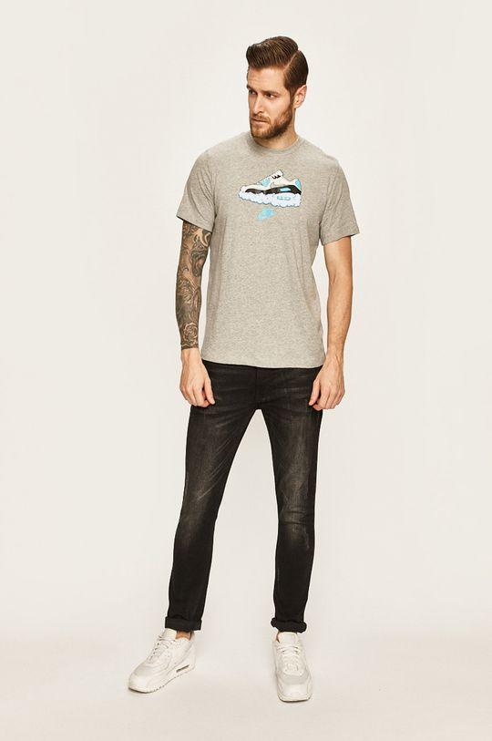 Nike Sportswear - Tričko šedá