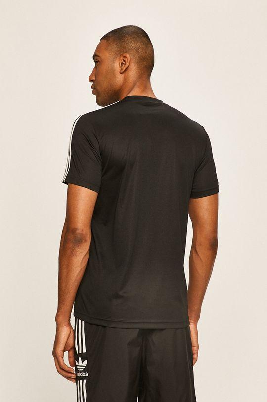 adidas - T-shirt 49 % Poliester z recyklingu, 51 % Poliester