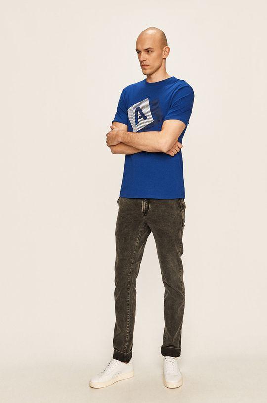 Armani Exchange - Тениска син