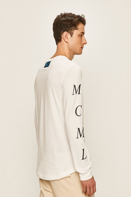 Tommy Hilfiger - Pánske tričko s dlhým rukávom x Lewis Hamilton  100% Bavlna