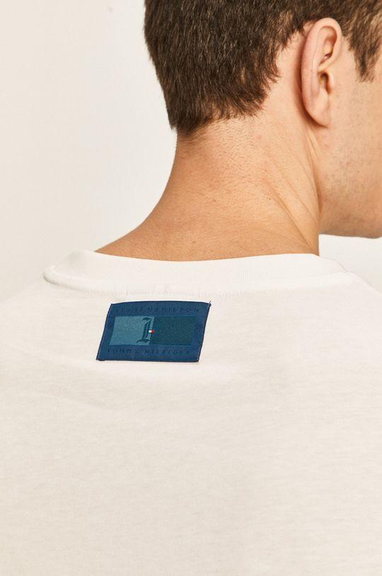 Tommy Hilfiger - Pánske tričko s dlhým rukávom x Lewis Hamilton Pánsky