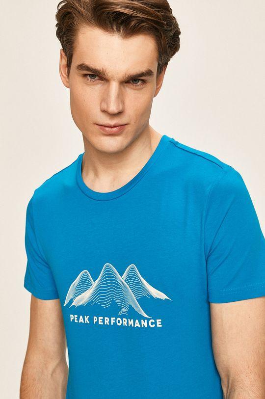 fialová Peak Performance - Tričko